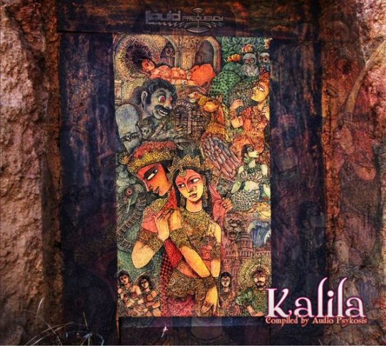 kalila liquid frequency download psytrance