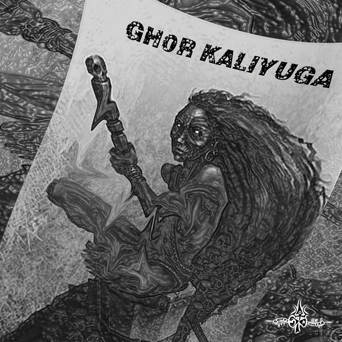 New DarkPsy / Psycore compilation – VA – Ghor Kaliyuga is out now!