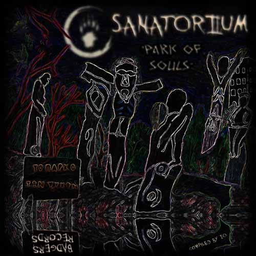 Dark Trance - Psychedelic Sanatorium 2 - Park of Souls - Badgers Records - 2020
