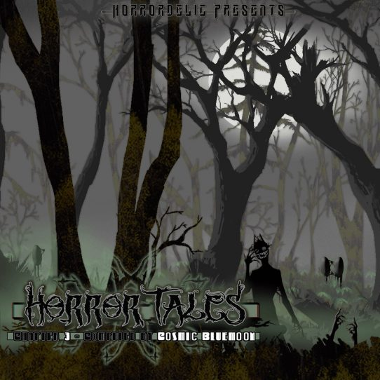 Horror Tales 3 - Psychedelic Trance Horrordelic 2020 free download psytrance